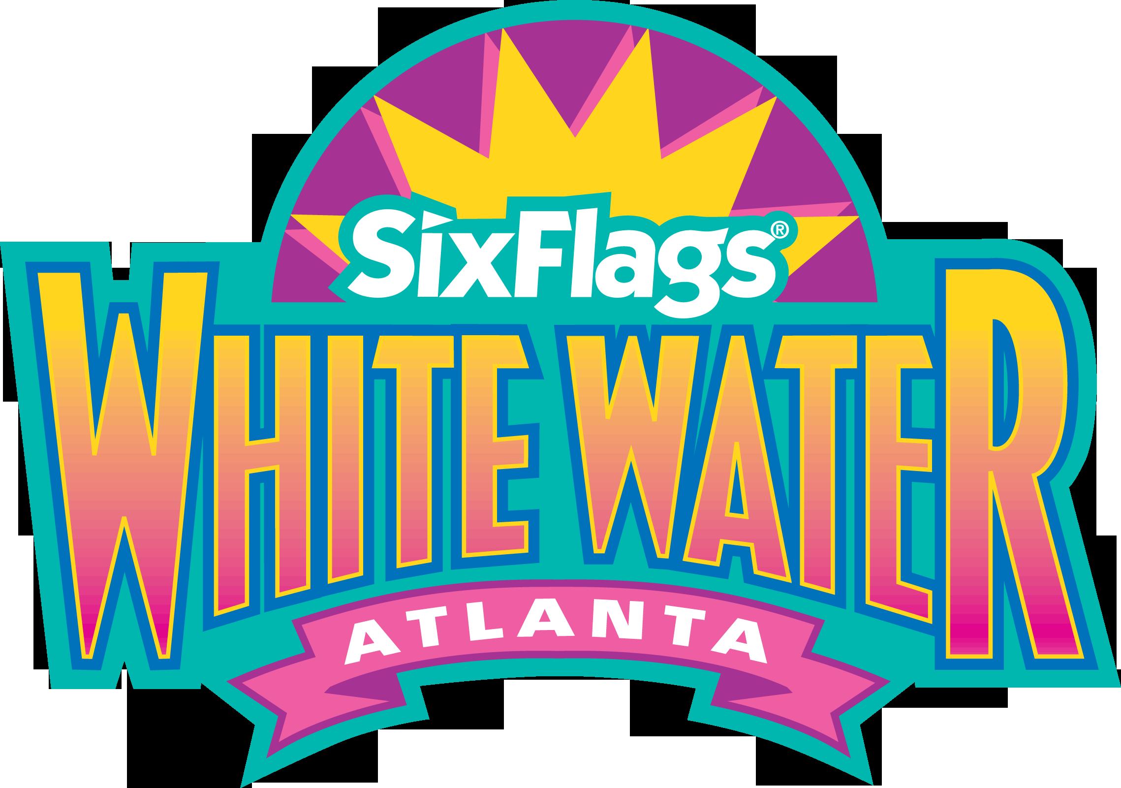 Six Flags Over Georgia 2016 Combo Pass E Ticket Pacific