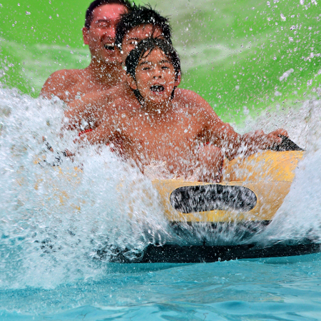 Discounts for your favorite water parks
